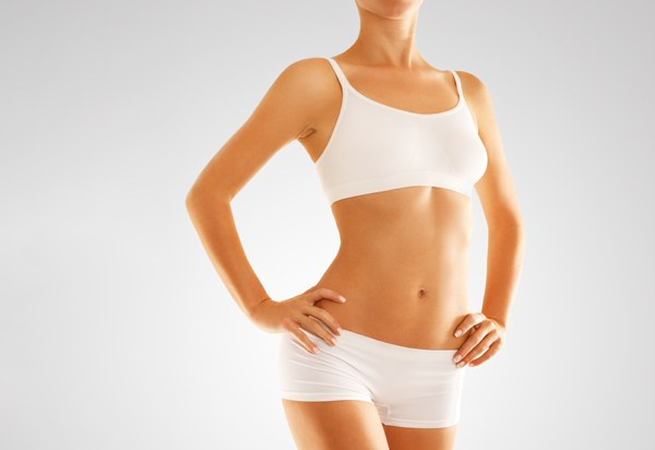 Image of woman's torso, smooth tight skin | Body Contouring